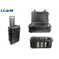 Buy cheap Integrated Four Channel COFDM Receiver for Oil Spilling Prevention from wholesalers