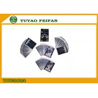 Buy cheap Souvenir Customised Novelty Print Playing Cards Waterproof Paper from wholesalers
