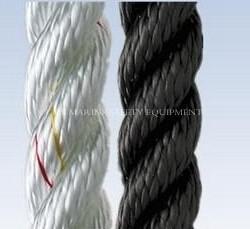 8 strand nylon mooring rope