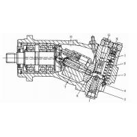 Rexroth Parts Drawing Axial Piston Rexroth Hydraulic