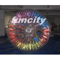China Shining Inflatable Zorb Ball wholesale