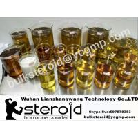 Wholesale Anabolic Mixed Blend Steroid injection Oil Tmt Blend 375 Yellow liquid for  for Muscle Gain from china suppliers