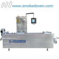 Cheap Automatic vacuum pack thermoforming machine DZL420 wholesale