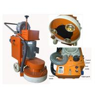 Cheap Epoxy Concrete Floor Grinder With Vacuum Inverter Speed From 0 To 1500 RPM wholesale