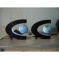 Cheap Anti Gravity Levitation Globe With Light , Magnetic Floating Globe for Business wholesale