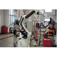 Buy cheap Gantry - hanging Welding Robotic Arm for Stainless Steel / Aluminum from wholesalers