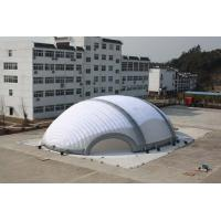 EN71 0.55mm PVC Large Trade Show Exhibition Inflatable Tent For Advertising