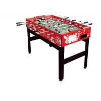 """China Solid MDF Colorful 48"""" Foosball Table Wood Soccer Table With Chromed Steel Rod wholesale"""