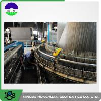 Recycled PP / Virgin PP Material Woven Geotextile Fabric For Separation 580g