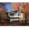Cheap Steel Prefabricated / Prefab Villa , ISO Luxury Architectural Prefab Homes wholesale