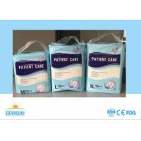 China Comfortable Adult Disposable Diapers High Absorbency Adult Night Nappies wholesale