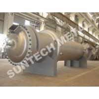 China 904L Hight Alloy Stainless Steel Double Tube Sheet Heat Exchanger for Chemical Processing wholesale