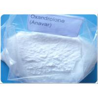 China Legit Raw Oral Anabolic Steroids Powder Oxandrolone / Oral Anavar for Muscle Building wholesale