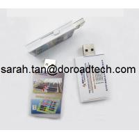 Cheap Promotional Gift Plastic Mini Book Shape USB Flash Drive Real Capacity wholesale