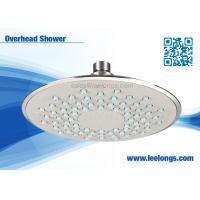 Cheap Commercial Thunderhead Ceiling Mounted Rain Shower Head Hotel Spa With TPR Nozzles wholesale