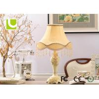 Cheap Antique Ceramic Aroma LED Luxurious Table Lamps With CE / ROHS Certification wholesale