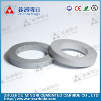 China Precision tungsten carbide roller Ring grade ML60 for semifinishing rollers wholesale