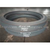 China AISI ASTM  DIN CK53 BS060A52 XC 48TS Carbon Steel Forgings Rings Forging 3.1 Certificate wholesale