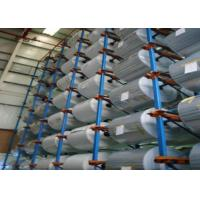 Cold Rolled Structure Steel Drive In Racking System For Drum Type Objects Storage