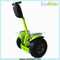 China Fashion Adult Electric Scooter 2000W 60V Free Standing Waterproof Rubber Ring wholesale