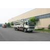 Cheap Mobile 6x4 Concrete Pump TrucksHigh Efficient Delivery Equipment Small 37m wholesale