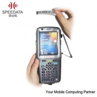 Cheap WIFI GPS Bluetooth Android 2D Barcode Scanner Handheld with Thermal Printer PDA wholesale