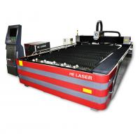 Buy cheap Galvanized plate 500w Sheet Metal Cutting Machines for Aluminum / Carbon Steel from wholesalers