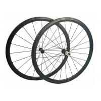 Anti High Temperature Carbon Road Cycling Wheels9 / 10 / 11 Speed Compatible