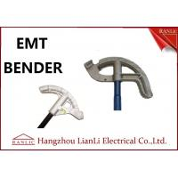 """Buy cheap 3/4"""" 1"""" Aluminum EMT Conduit Bender Conduit Tools with Blue / Yellow / White from wholesalers"""