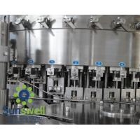 Cheap Liquid CSD, cola, wine bottle carbonated  filling machines, water bottling machinery wholesale