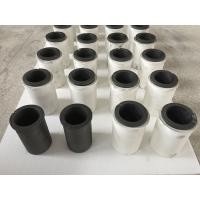 Graphite High Temperature Crucible Anti - Corrosion For Induction Electric Furnace