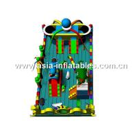 Cheap Commercial Use Inflatable Funland For Children Entertainment Games wholesale