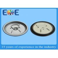 Cheap 50mm Stay On Tab Aluminum Beer Can Lid / Beverage  Easy Open Ends wholesale