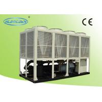 Cheap Energy saving HVAC Air Cooled Water Chiller , Air Conditioning Chiller wholesale