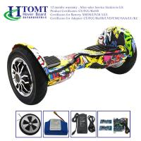 FCC ROHS Two Wheel Electric Scooter Self Balancing Electric Hoverboard