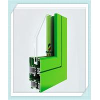 T6 Narrow Sight Lines Glass Aluminium Profile Thermal Insulation Lightweight