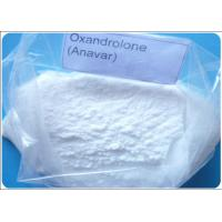 China Legit Raw Steroid Powders Oxandrolone / Oral Anavar for Muscle Building wholesale