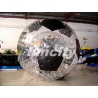China Durable Tpu/Pvc Material Children / Adults Inflatable Zorb Ball wholesale
