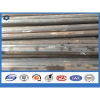 Wholesale Semi-finished Q345 Steel Octagonal 11m Electricity Transmission Steel Pole from china suppliers