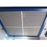 Cheap Square Hole Perforated Metal Ceiling / Clip in Ceiling for Office Building Ceiling wholesale
