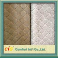 China 0.7mm Waterproof Synthetic Fake Leather Material Embossed For Bag wholesale