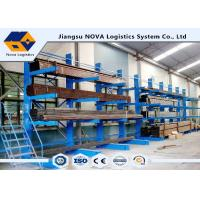 Indoor Heavy Duty Cantilever Racking