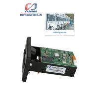 Magnetic RF Dip Card Reader With Card Latch , Hybrid Smart Card Reader