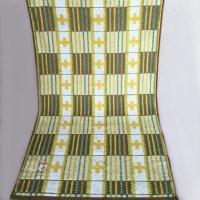 China Classical Striped Adult Beach Towels Pure Cotton With 13 Full Colour Printing wholesale