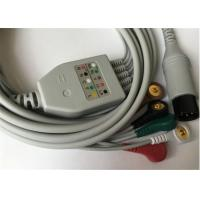 China Goldway UT4000a ECG Medical Cables AHA / IEC Type Durable TPU Material wholesale