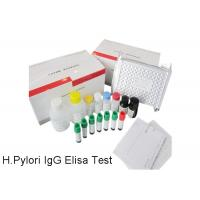 Microtiter Wells Elisa Test Kit , Reliable H.Pylori Test Kit 60 ML Washing Buffer