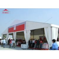 China Customized Aluminum Structural Outdoor Event Tent / White Party Tent wholesale