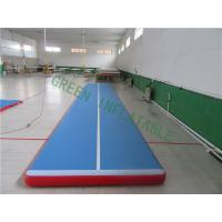 China Waterproof Inflatable Gymnastics Track , Modern Inflatable Floor Mats wholesale