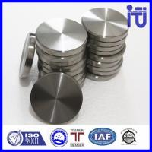 ASTM F67 GR2 CAD CAM Dental Titanium Milling Disk for crowns and bridges