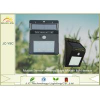 Cheap Professional Landscape 200LM Outdoor Solar LED Lights With Monocrystalline Silicon Panel wholesale